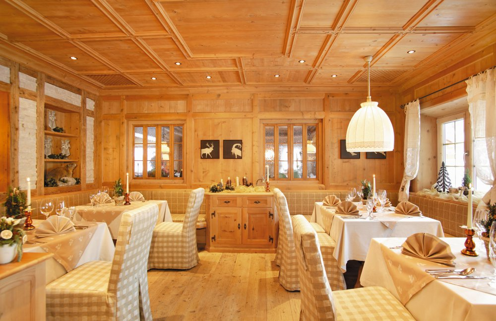 Restaurant WildererGourmetstube am Achensee