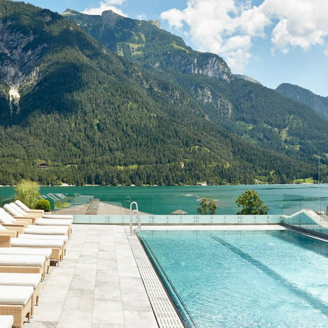 1. Pure relaxation in the first certified Alpine Wellness Hotel in Tyrol