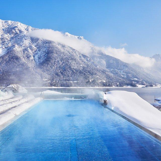 Unsere Badelandschaft   Schwimmbad - Wellnesshotel Karwendel