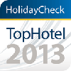 holidaycheck top hotel 2013