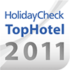 holidaycheck top hotel 2011