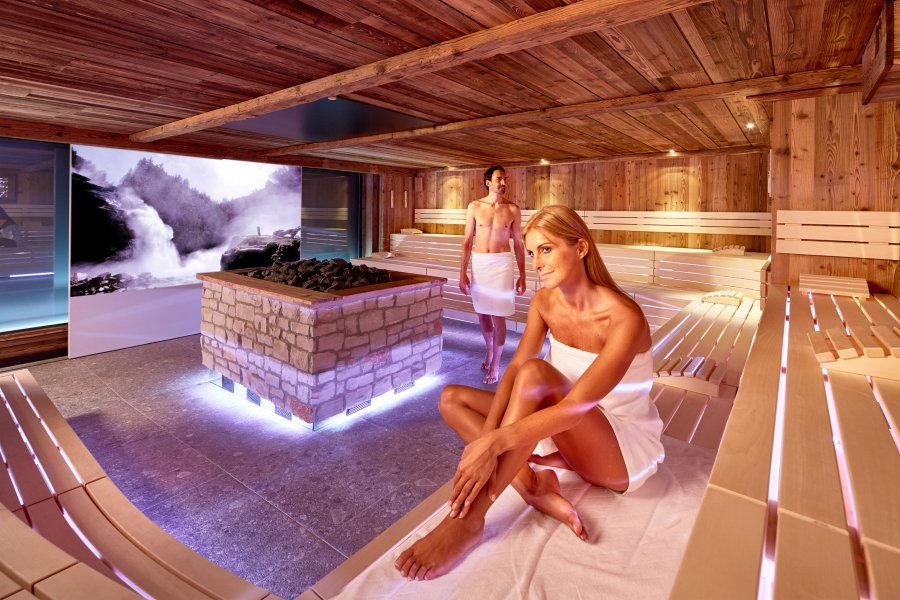 Karwendel Sky-Spa in Ihrem Wellnesshotel